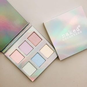 Naked Cosmetics I Holographic Highlighter Palette